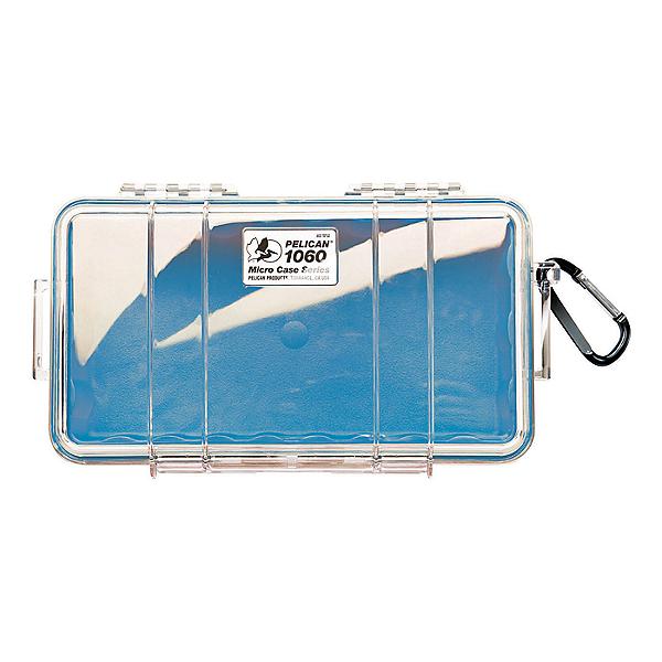 Pelican Micro Case 1060 Dry Box Blue, Blue, 600