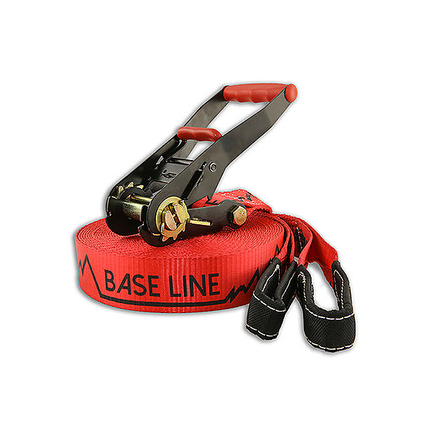 Slackline Industries Baseline Slackline 50 ft. with Tree Pro, , 600