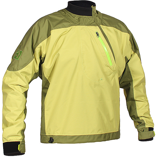 Immersion Research Long Sleeve Zephyr Jacket - Closeout, Cedar Green, 600
