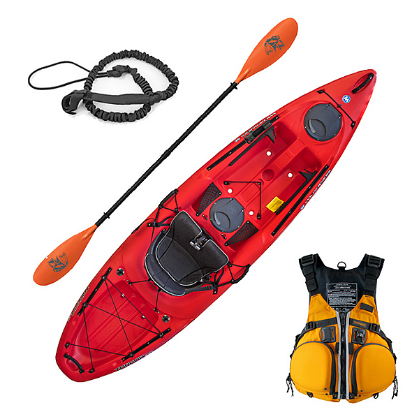 Wilderness Tarpon 100 Kayak - Sport Fishing Package, , 600