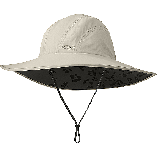 Outdoor Research Oasis Sombrero Sun Hat for Women, Sand, 600