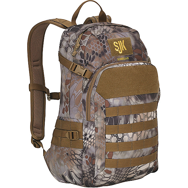 Slumberjack Spoor Backpack with Kryptek Camo, , 600
