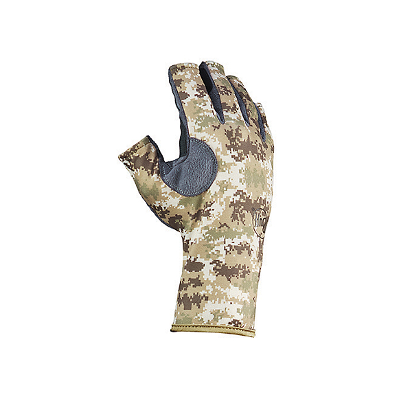 Buff Pro-Series Angler III Gloves - Closeout, Pixel Desert, 600