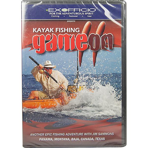 Kayak Fishing - Game On 2 DVD - Clearance, , 600