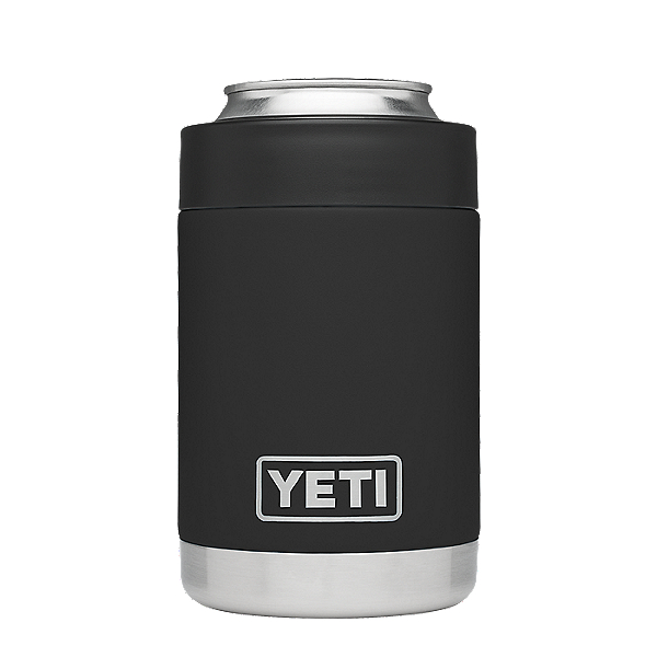 Yeti Rambler Colster Insulated Koozie - Version 1, Black, 600
