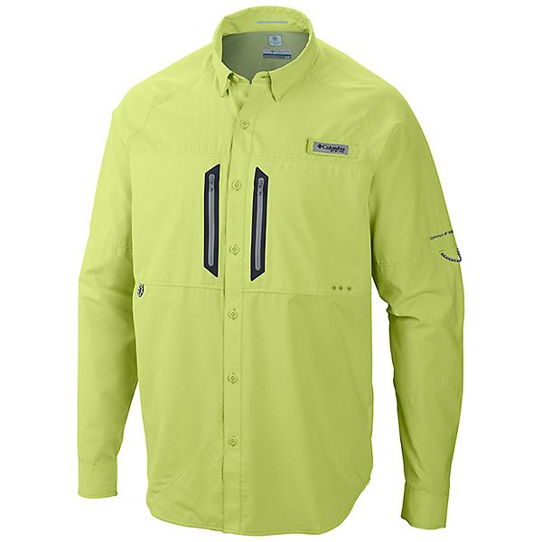 Columbia PFG Solar Cast Zero Long Sleeve Shirt - Closeout, , 600