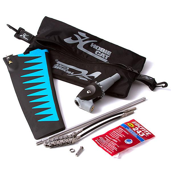 Hobie Mirage Drive Spare Parts Kit - GT ST Fins, , 600