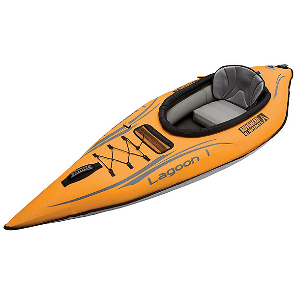 Advanced Elements Lagoon 1 Inflatable Kayak, , 600