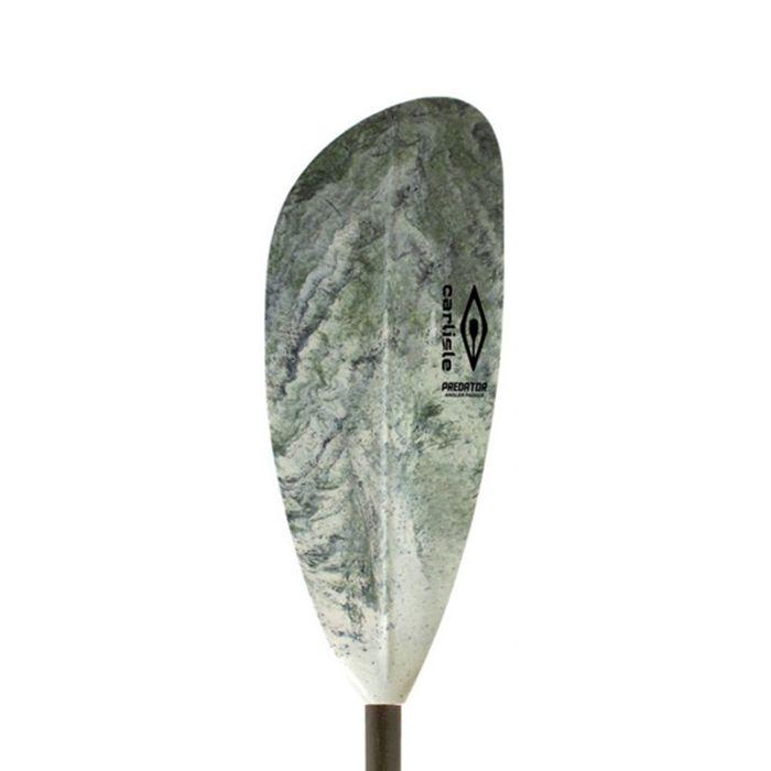 Carlisle Predator Angler Fiberglass Paddle Straight Shaft