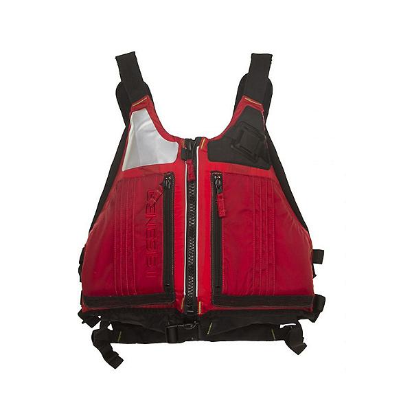 Harmony Genesis II Life Jacket - PFD Red - XL/2XL, Red, 600