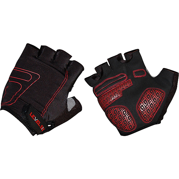 Level Six Cascade Neoprene Fingerless Gloves, , 600