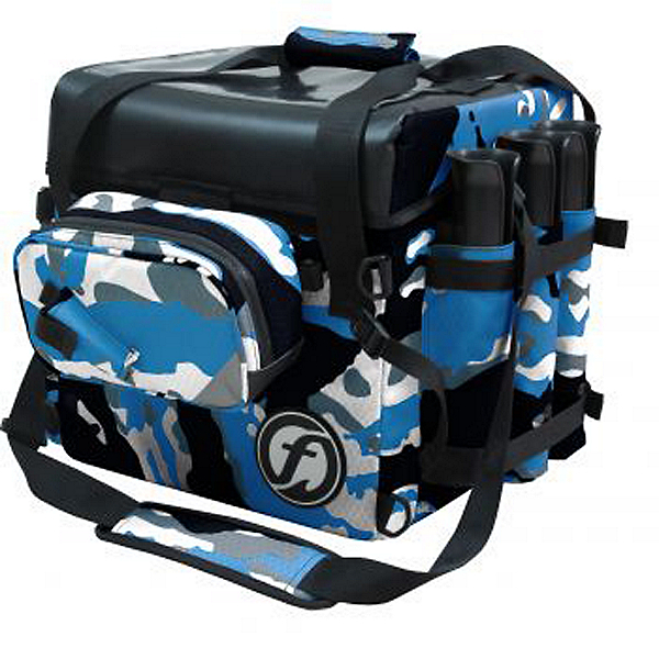 Feelfree Crate Bag, Blue Camo, 600