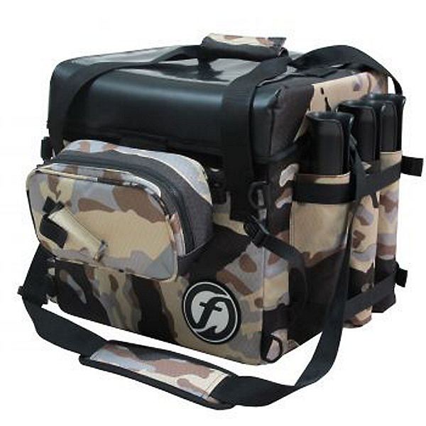 Feelfree Crate Bag Desert Camo, Desert Camo, 600