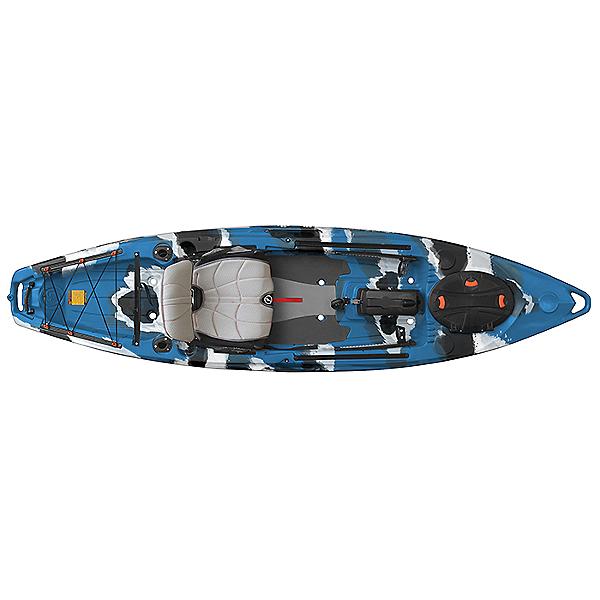 Feelfree Lure 11.5 Kayak, Blue Camo, 600