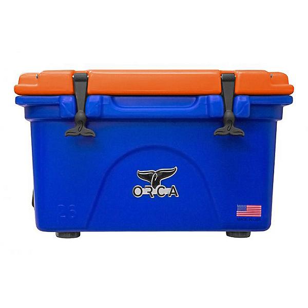 ORCA 26 Cooler Team Colors Blue/Orange - 26, Blue/Orange, 600