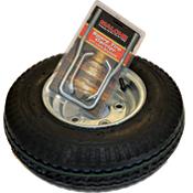 Malone Spare Tire for XtraLight Trailer - 8 Inch Galvanized, , medium