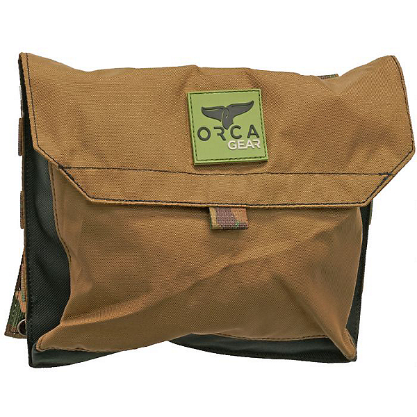 ORCA Gear Molle Large Pouch, CRP Camo, 600