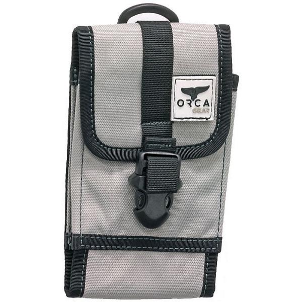 ORCA Gear Molle Cell Phone Holder Grey/Black, Grey/Black, 600