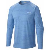 Columbia PFG Solar Camo Long Sleeve Knit Shirt - Closeout, , medium