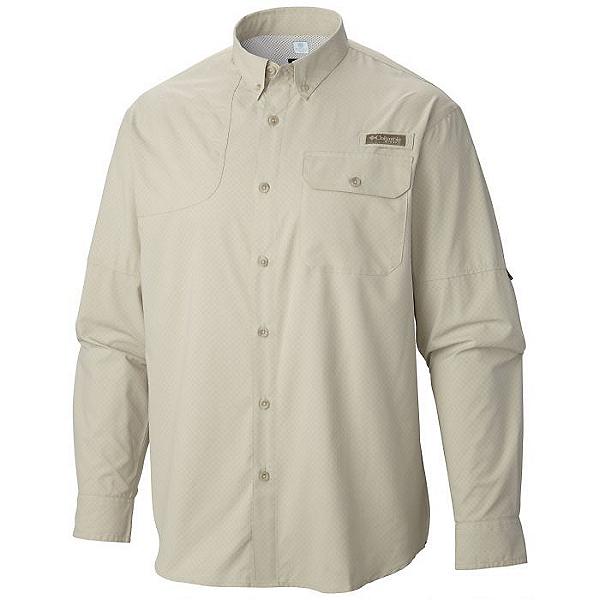 Columbia Ptarmigan Zero Shooting Shirt - Men - Closeout Fossil - XL, Fossil, 600