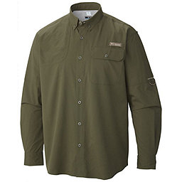 9557cc3f7f231 ... colorswatch30 Columbia Ptarmigan Zero Shooting Shirt - Men - Closeout,  Surplus Green, 256