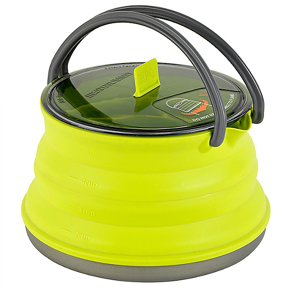 Sea to Summit X-Kettle Collapsible Pot / Kettle, , 600