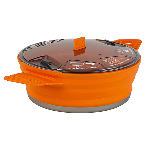 Sea to Summit X-Pot Collapsible Pot - 1.4 L, , 600