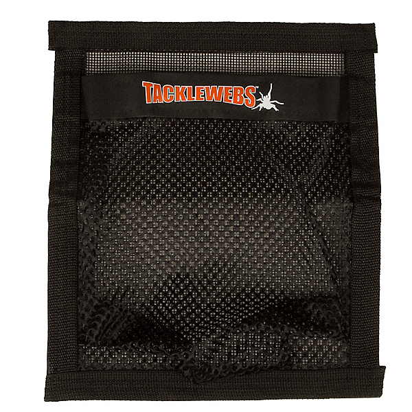 """TackleWebs Accessory Storage Pouch 10""""W X 12""""H - Velcro, , 600"""