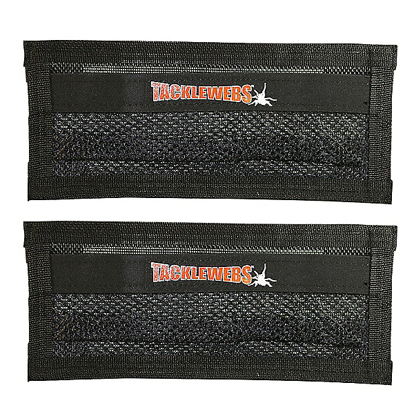 """TackleWebs Accessory Storage Pouch 14""""W X 6""""H - Velcro - 2 Pack, , 600"""
