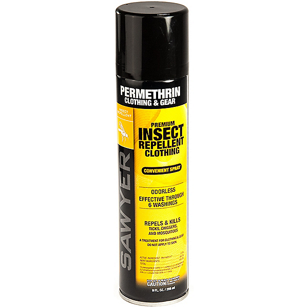 Sawyer Premium Clothing Insect Treatment Aerosol, , 600