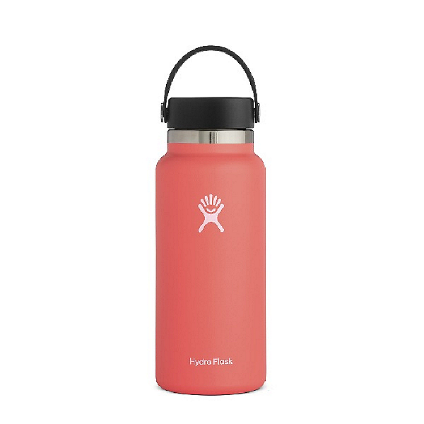 Hydro Flask 32 oz. Wide Mouth Bottle, Hibiscus, 600