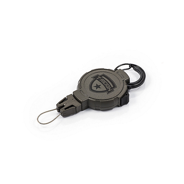 T-Reign Retractable Hunting Gear Tether with Caribiner - 8 oz. Force, , 600