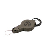 T-Reign Retractable Hunting Gear Tether with Carabiner - 6 oz. Force, , medium