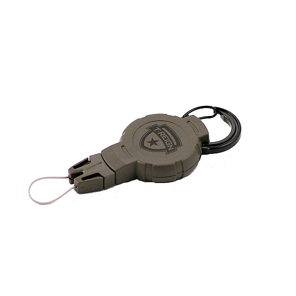 T-Reign Retractable Hunting Gear Tether with Carabiner - 6 oz. Force, , 600