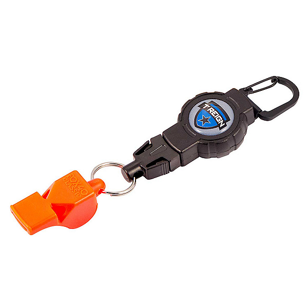Retractable Gear Tether with Fox 40 Safety Whistle, , 600