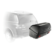 Thule Transporter Combi 665 Rear Mounted Hitch Cargo Box, , medium