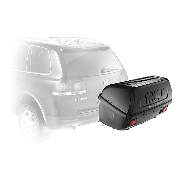 Thule Transporter Combi 665 Rear Mounted Hitch Cargo Box, , 600