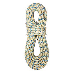 BlueWater 8 mm BlueWater  II Plus Static Rope, Gold, 256