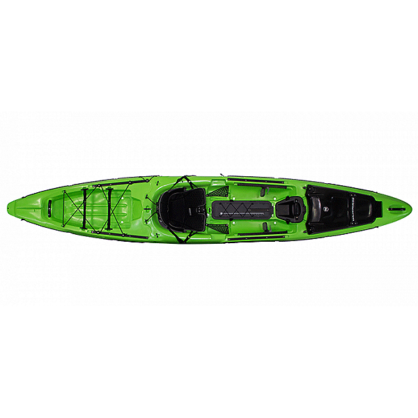 Wilderness Systems Thresher 140 SitOnTop Angler Kayak With