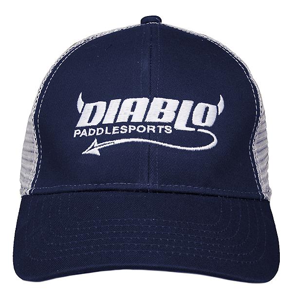 Diablo Trucker Hat Navy, Navy, 600