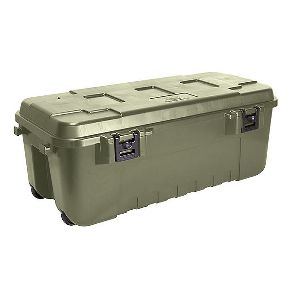 Plano Sportsman's Storage Trunk - 108 Quart 2021, Outdoor Green, 600