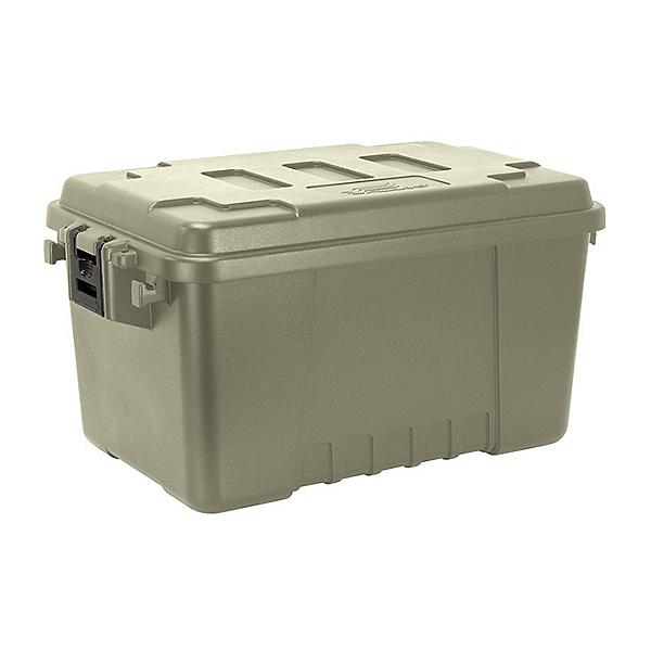 Plano Sportsman's Storage Trunk - 56 Quart 2021, Outdoor Green, 600