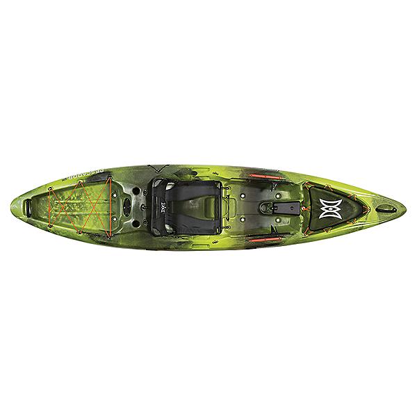 Perception Pescador Pro 12.0 Kayak, Moss Camo, 600
