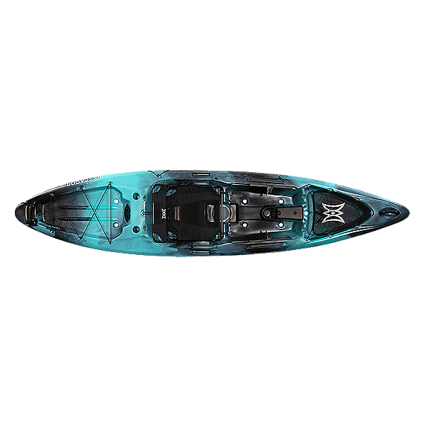 Perception Pescador Pro 12.0 Kayak 2021 Dapper, Dapper, 600