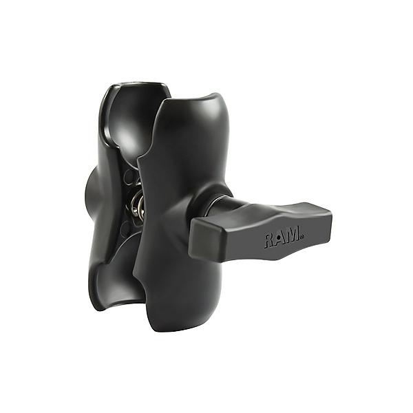 "RAM-201U-B Short Double Socket Arm for 1.5"" Ball, , 600"