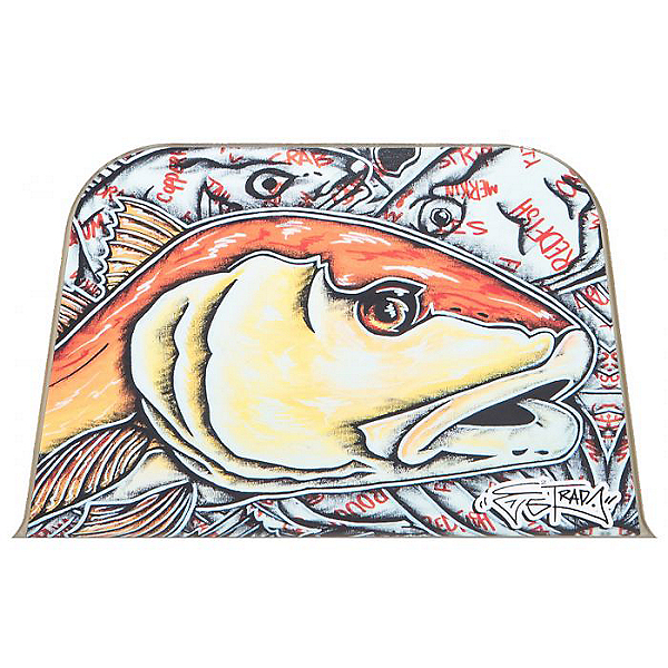 Tempress Yeti Tundra 35 Artist Series Cushion and Wrap - Estrada, Estrada Redfish, 600