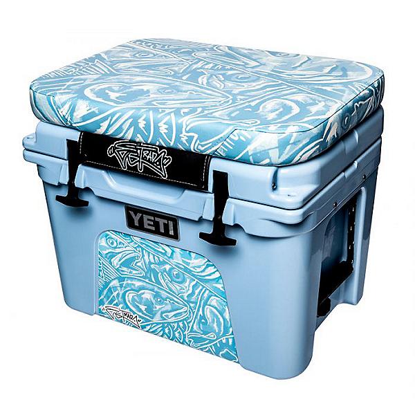 Tempress Yeti Tundra 35 Artist Series Cushion and Wrap - Estrada Estrada Flats Camo Blue - 35, Estrada Flats Camo Blue, 600