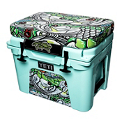 Tempress Yeti Tundra 35 Artist Series Cushion and Wrap - Estrada, , medium