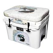Tempress Yeti Tundra 35 Artist Series Cushion and Wrap - Whitlock, , medium