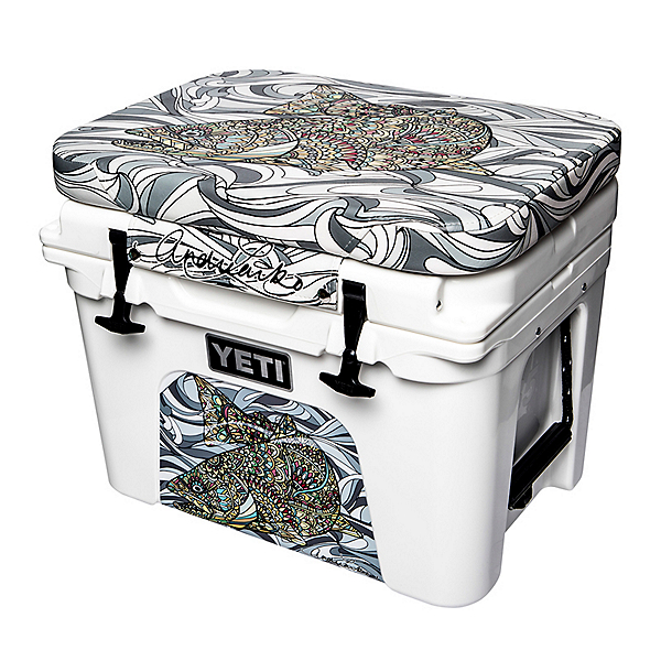 Tempress Yeti Tundra 35 Artist Series Cushion and Wrap - Larko, , 600